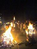 富士吉田の「火祭り」
