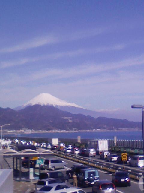 東名高速由比パーキングエリア