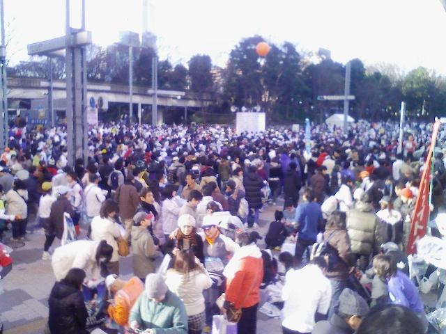 2008東京マラソン